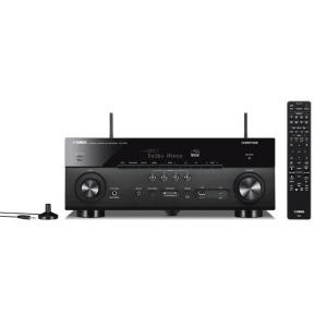 YAMAHA AVアンプ RX-A780B ブラック [ハイレゾ対応 /Bluetooth対応 /Wi-Fi対応 /ワイドFM対応 /7.1ch /DolbyAtmos対応]