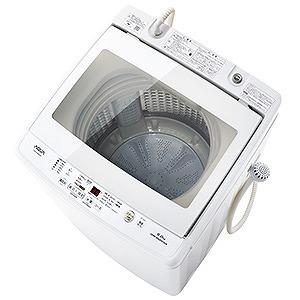 AQUA 全自動洗濯機 (洗濯9.0kg) AQW-GV90G-W(標準設置無料)