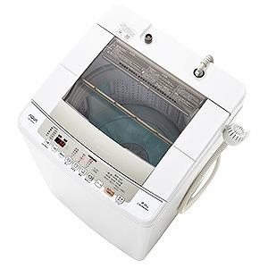 AQUA 全自動洗濯機 (洗濯8.0kg) AQW-VW80G-W(標準設置無料)