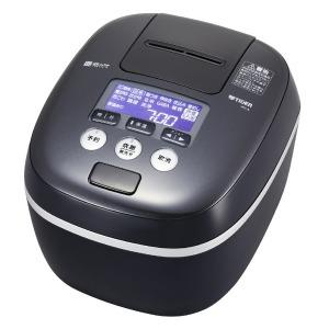 タイガー 圧力IH炊飯ジャー 「炊きたて」(5.5合) JPC-A102KE アーバンブラック(送料無料)