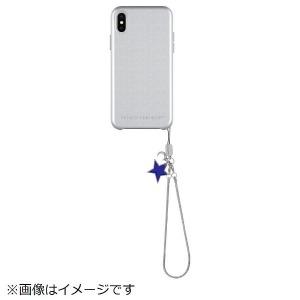 INCIPIO iPhone Wrap X用 with Leather Wrap Charm Case with Charm RMIPH-077-MSIL MetallicSilver/StarCharm(送料無料), スーツショップ Mew Atelier:5bdc43f4 --- rakuten-apps.jp