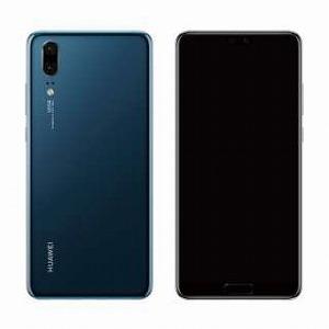 HUAWEI SIMフリースマートフォン P20 51092NAU MIDNIGHT BLUE
