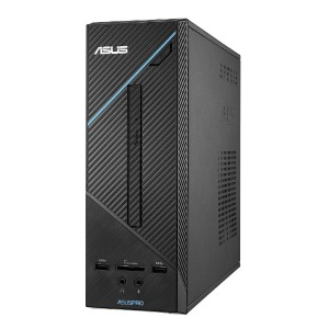 ASUS モニター無 デスクトップPC[Win10 Home・Core i7] D320SF-I77700 ブラック