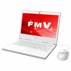 富士通 LIFEBOOK LH35/C2 14型ノートPC FMVL35C2W アーバンホワイト じぶんパソコン