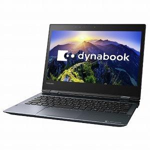 東芝 dynabook V72/FLB 12.5型タッチ対応ノートPC PV72FLB-NEA2 オニキスブルー