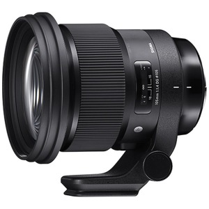 シグマ 交換レンズ 105mm F1.4 DG HSM「シグママウント」 105MMF1.4DGHSMA(シグ
