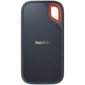 サンディスク SanDisk エクストリーム ポータブルSSD500GB SDSSDE60-500G-J25