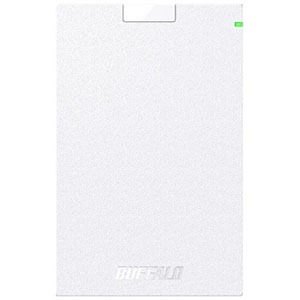 バッファロー USB3.1(Gen.1)対応 ポータブルHDD HD-PCG2.0U3-GWA
