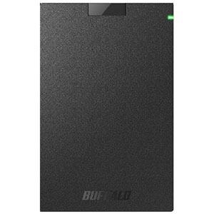 バッファロー USB3.1(Gen.1)対応 ポータブルHDD HD-PCG3.0U3-GBA(送料無料)
