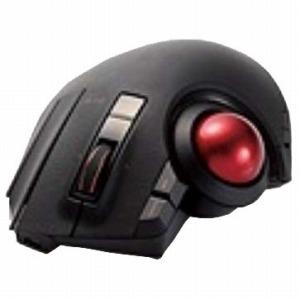 エレコム トラックボールマウス/親指/8ボタン/有線/無線/Bluetooth M-XPT1MRXBK