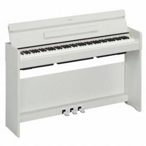 YAMAHA 電子ピアノ YDP-S34WH ホワイトウッド調 [88鍵盤 /ARIUS(ヤマハ)] (標準設置無料)
