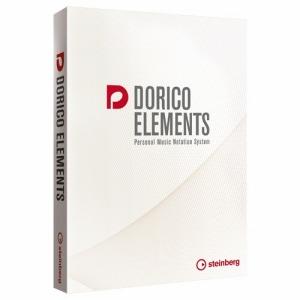 STEINBERG Steinberg楽譜作成ソフトウェア DORICO Elements通常版 SDORICOELR