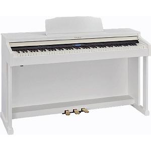 ローランド ローランド 電子ピアノ HPシリーズ HP601-WHS HP601-WHS WHS [88鍵盤](標準設置無料)