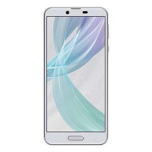 シャープ (防水・おサイフケータイ)AQUOS sense plus SH-M07-W Snapdragon 630 ホワイト