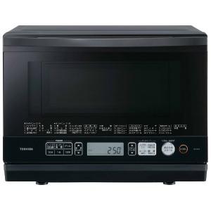 東芝 スチームオーブンレンジ 「石窯ドーム」(26L) ER-SD70-K グランブラック(送料無料)