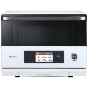 東芝 過熱水蒸気オーブンレンジ 「石窯ドーム」(26L) ER-SD200-W グランホワイト