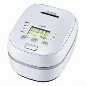 タイガー 土鍋圧力IH炊飯ジャー JPH-A101-WE アーバンホワイト