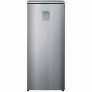 大宇電子 冷凍庫(103L・右開き) DR-K10AS シルバー(標準設置無料)
