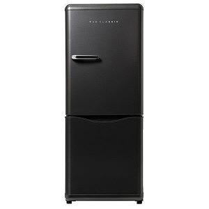 大宇電子 2ドア冷蔵庫(150L・右開き) DR-C15BS (シルバー)(標準設置無料)