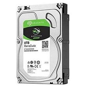 「バルク品・保証無」内蔵HDD 8TB [3.5インチ・SATA] BarraCuda ST8000DM004(送料無料)