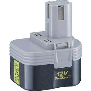 リョービ ニカド電池パック 12V B1220F2