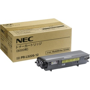 NEC 「純正」トナーカートリッジ PR-L5220-12(送料無料)