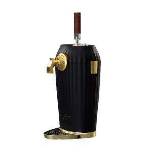 2缶対応型ビールサーバー 「GH-BEERLシリーズ」 GH-BEERL-BK ブラック GH-BEERL-BK ブラック(送料無料)
