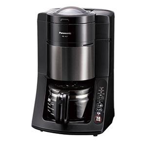 パナソニック 沸騰浄水コーヒーメーカー NC-A57-K ブラック(送料無料)
