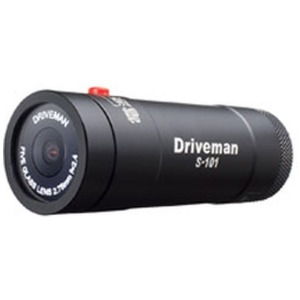 アサヒリサーチ シニアカー用ドライブレコーダー Driveman S-101(ホンダブラケット) S-101-H