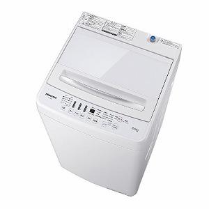ハイセンス 全自動洗濯機 (洗濯6.0kg) HW-G60A ホワイト(標準設置無料)