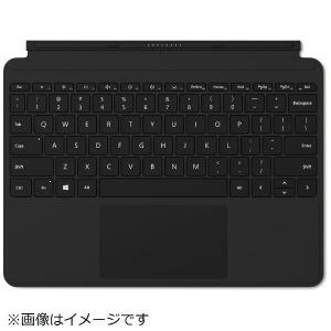 マイクロソフト 【純正】 Surface Go用 Surface Go タイプ カバー (英字配列) KCM-00021 ブラック