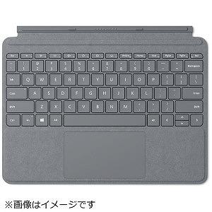 マイクロソフト 【純正】 Surface Go用 Surface Go Signature タイプ カバー KCS-00019 プラチナ(送料無料)