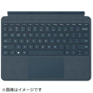 マイクロソフト 【純正】 Surface Go用 Surface Go Signature タイプ カバー KCS-00039 コバルトブルー(送料無料)