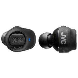 JVC・ビクター フルワイヤレスイヤホン [Bluetooth] HA-XC70BT-B ブラック