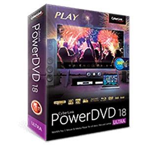 サイバーリンク 〔Win版〕 PowerDVD 18 Ultra 通常版 [Windows用] DVD18ULTNM001