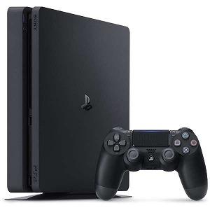 ソニーインタラクティブエンタテインメント PS4本体 PlayStation4 ジェット・ブラック 1TB CUH-2200BB01