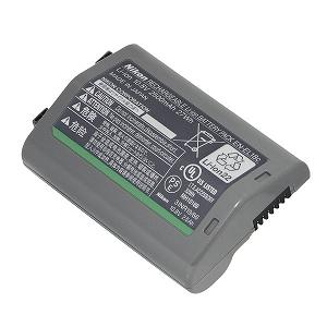 ニコン Li-ionリチャージャブルバッテリー EN-EL18c