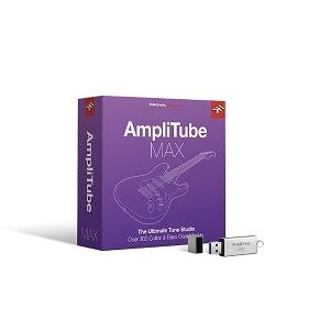IKMULTIMEDIA AmpliTube MAX クロスグレード AmpliTubeMAXCG