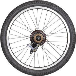 トラスコ中山 TRUSCO THR-5520用 ノーパンクタイヤ 後輪 THR-20TIRE-R0