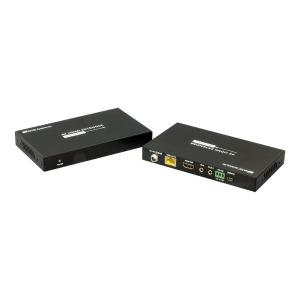ラトック 4K60Hz対応 HDMI延長器(40m) RS-HDEX40-4K