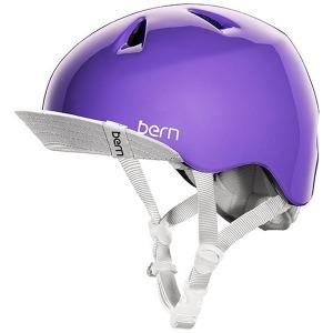 BERN 子供用ヘルメット NINA ALL SEASON BE-VJGGPUV-120