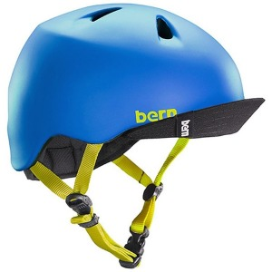 BERN 子供用ヘルメット NINO ALL SEASON BE-VJBMBLV-120