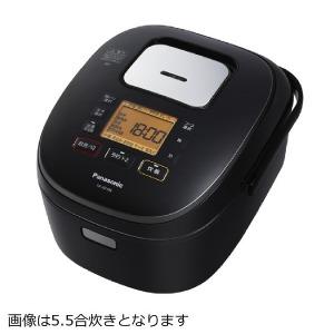 パナソニック IH炊飯器 [1升] SR-HB188-K ブラック
