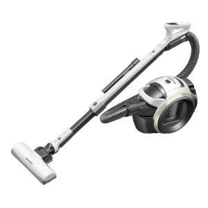 シャープ サイクロン式掃除機 EC-MS21T-W ホワイト