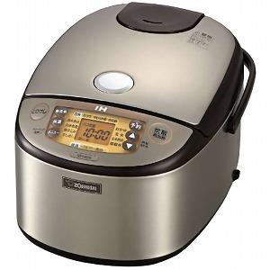 象印 炊飯器 極め炊き [1升] NP-HG18 ステンレス