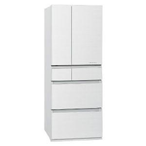 パナソニック 6ドア冷蔵庫(450L・フレンチドア) NR-F454HPX-W マチュアホワイト(標準設置無料)
