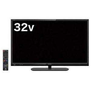 シャープ 32V型 ハイビジョン液晶テレビ 2T-C32AE1(送料無料)
