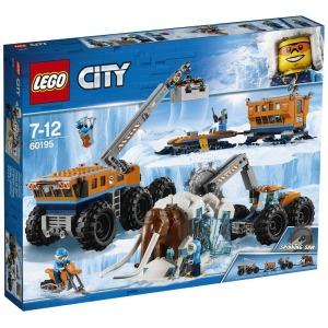 LEGO レゴブロック 60195 シティ 北極探検基地