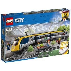 LEGO レゴブロック 60197 シティ ハイスピード・トレイン