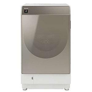 シャープ ドラム式洗濯乾燥機 [洗濯11.0kg /乾燥6.0kg /左開き] ES-G111-NL ゴールド系(標準設置無料)